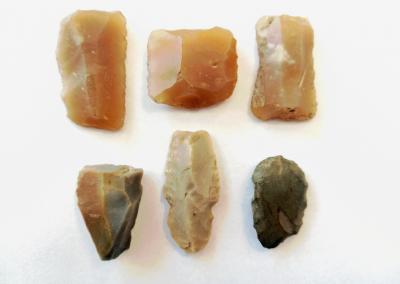Steinzeitfunde
