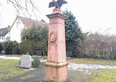 Ehrenmal Kulturdenkmal