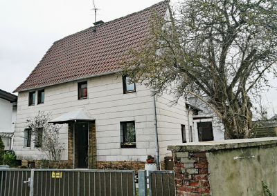 Altes Wohnhaus Kulturdenkmal