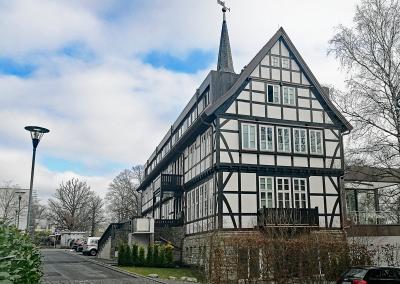 Reichssiedlungshof Kulturdenkmal