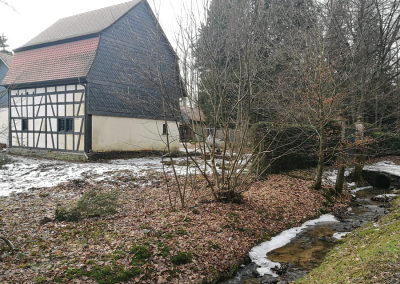 Zinß'sche Mühle Kulturdenkmal